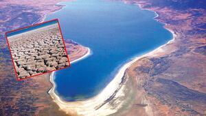 DSİ Genel Müdürlüğü: Burdur Gölü buhar olmuş