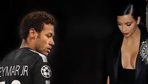 Flaş açıklama: Neymar ve Kim Kardashian...