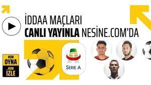 Cengiz, Hakan, Ronaldo... İtalya Serie A maçları CANLI