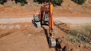 Tufanbeyli Evci Mahallesi'ne 6 kilometrelik yeni içme suyu hattı