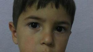 Zırhlı aracın çarptığı 5 yaşındaki Onur, yaşam savaşını kaybetti
