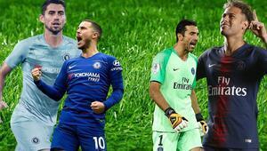 PSG ve Chelseanin Pazar mesaisi iddaada popüler...