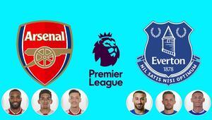 Mesut Özil, Cenk Tosunu konuk ediyor Arsenal-Everton maçında iddaa...