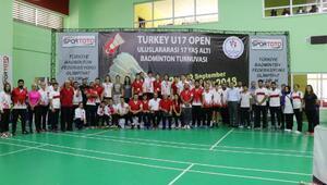 Badmintonda milliler 20 madalya topladı