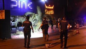 Gece kulübü önündeki kavgaya 3 tutuklama