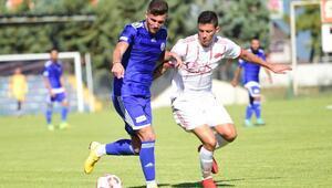 Orhangazi Belediyespor - Gülbahçespor: 0-3