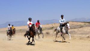 Sidede Rahvan At Yarışları yapıldı