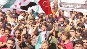 Türkiyenin yardımcısı İdlib halkı olacak