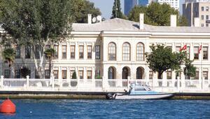 Erdoğan Dolmabahçe'ye dönüyor