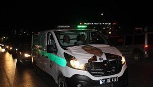 HDP'li eski vekil Ayhanın cenazesi Türkiye'ye getirildi