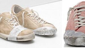 Dünya karıştı, ünlü markaya büyük tepki 3330 TLye fakir ayakkabısı
