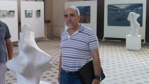 56 yaşında Güzel Sanatlar Fakültesinde