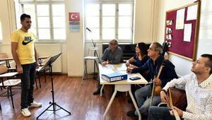 Mamak Belediye Konservatuvarı adaylarını seçti
