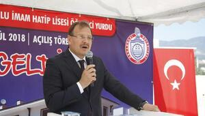 AK Partili Çavuşoğlu: Üzerimize yeşil dolarlardan mermilerle saldırıyorlar