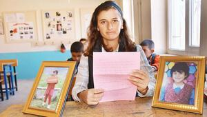 Sedanur'a: İnsanlık öldü kızım