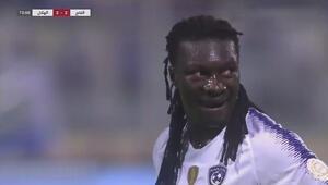 Gomis yine penaltı kaçırdı VİDEO