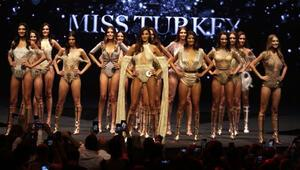 Son dakika... Miss Turkey 2018 birincisi belli oldu