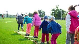 Spor yapan çocuklar derslerinde daha başarılı