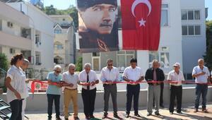 Kemerde Alevi Bektaşi Kültür Derneği açıldı