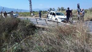 Bakan Pakdemirlinin annesi ve dayısı kazada yaralandı (2)- Yeniden