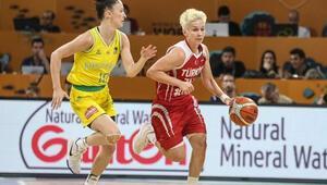 2018 FIBA Kadınlar Dünya Kupası - Avustralya: 90 - Türkiye: 64