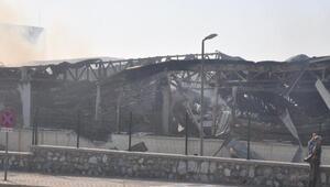 Aydındaki fabrika yangınıyla ilgili şirketten açıklama