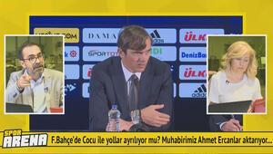 Fenerbahçede Cocu krizi Yollar ayrılıyor mu