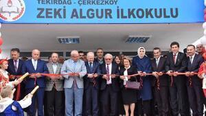 Albayrak: 11 İlçeye 11 Okul projesiyle Türkiyede ilki gerçekleştirdik