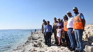 Bayık: Hilvan su turizminin yeni adresi olacak