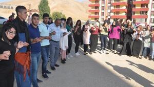 Bitlis KYK yurdunda müzikli program