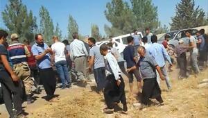 Hilvan'da DEDAŞ ekibine saldırı: 3 yaralı