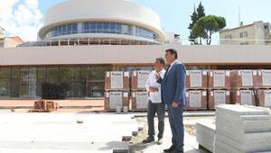 Başkan Dündar: Demirtaş yatırımların adresi oldu