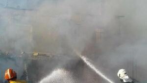 Tüpten sızan gazı son anda fark etti, yanmaktan kurtuldu