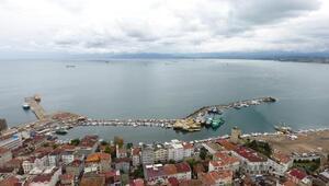Sinopta kestane karası nedeniyle balıkçılar denize açılamadı