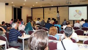 MMO Antalya Şubesi yeni dönem seminerlerine başladı