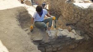 Adramytteion antik kentinde, 2018 sezonu kazıları sona erdi