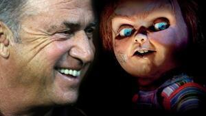 Fatih Terim onu istiyor Chucky...