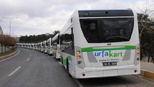 Şanlıurfa'da otobüslerde kara kutu dönemi