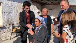 Umut Ali, 66 gün sonra evinde (2)