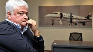 İranda düşen uçağın sahibi Hüseyin Başaran: Pilotaj hatası gibi gözüküyor
