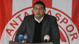 Ali Şafak Öztürk oy birliğiyle 3 yıllığına...