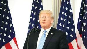 Trump muhabire Bay Kürt dedi