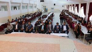 Tomarza Yatılı Bölge Ortaokulunda aşure günü etkinliği