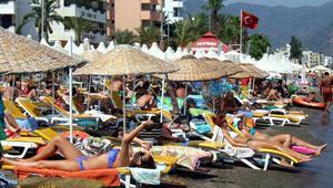 Türkiyeye gelen yabancı ziyaretçi sayısı Ağustosta yüzde15.6 arttı