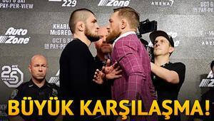 Khabib Mcgregor UFC maçı ne zaman saat kaçta hangi kanalda canlı olarak yayınlanacak