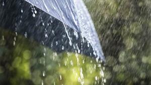 Trakya için pazar günü şiddetli yağış uyarısı