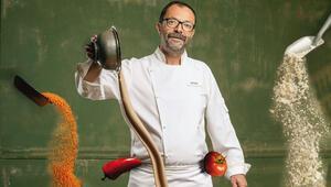 Mutfağımızın yeni ikonu: Musa Dağdeviren