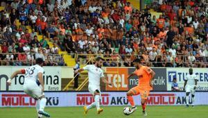 Aytemiz Alanyaspor - Akhisarspor: 2-1