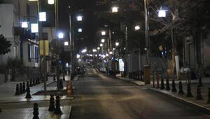 Uyarılar tedirgin etti, sokaklar boş kaldı... Belediyeden bu anons yapıldı