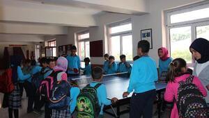 Seydişehir Belediyesinden Akıllı Pil toplama kampanyasında masa tenisi ödülü